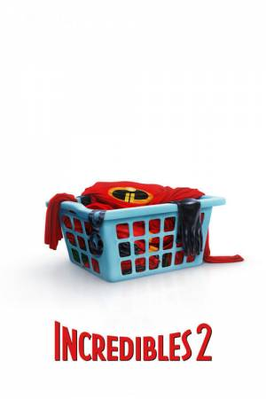 Movie poster of Incredibles 2