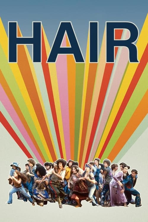 Movie poster of Hair