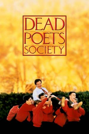 Movie poster of Dead Poets Society