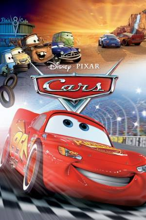 Movie poster of Cars