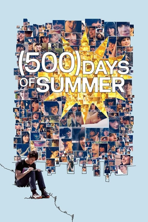 Movie poster of (500) Days of Summer