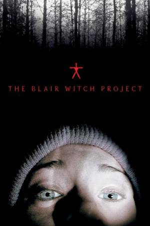 Movie poster of The Blair Witch Project