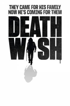 Movie poster of Death Wish