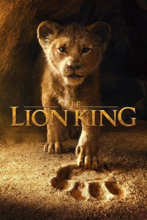Movie poster of The Lion King