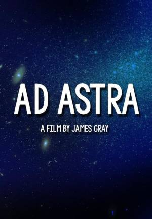 Movie poster of Ad Astra