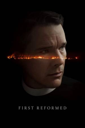Movie poster of First Reformed