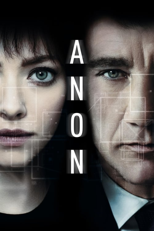 Movie poster of Anon