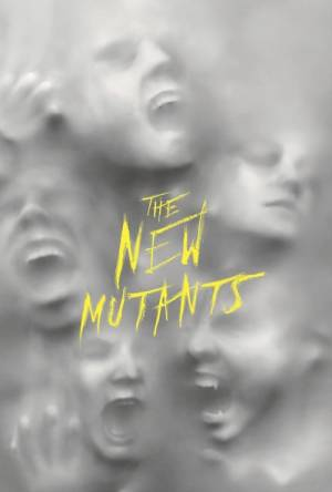 Movie poster of The New Mutants