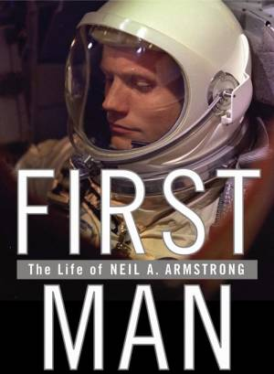 Movie poster of First Man