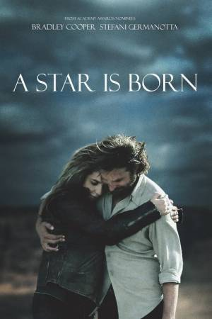 Movie poster of A Star Is Born