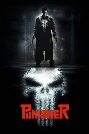Movie poster of The Punisher