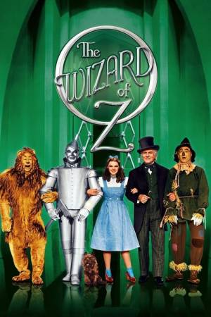Movie poster of The Wizard of Oz