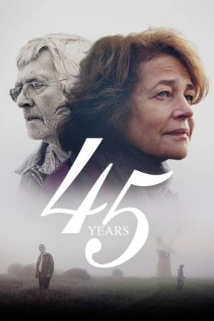 Movie poster of 45 Years