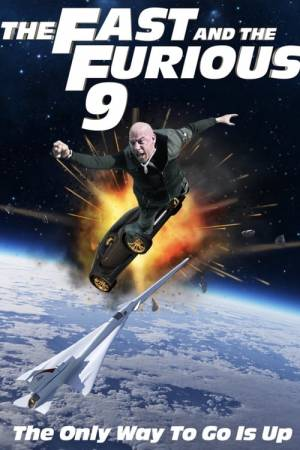 Movie poster of F9