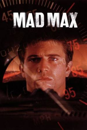 Movie poster of Mad Max