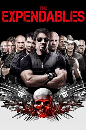 Movie poster of The Expendables