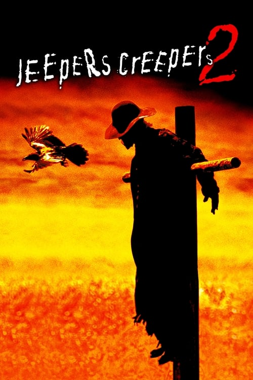 Movie poster of Jeepers Creepers 2