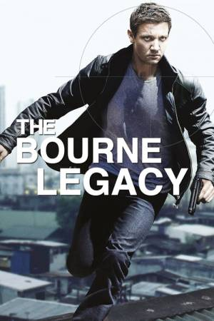 Movie poster of The Bourne Legacy
