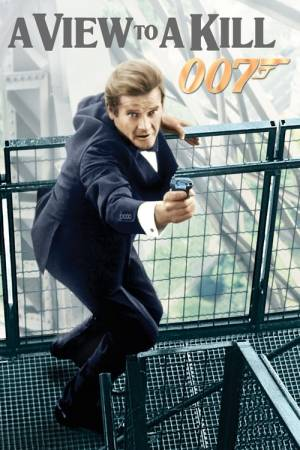Movie poster of A View to a Kill