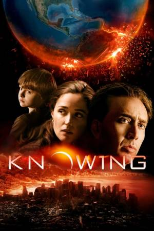 Movie poster of Knowing
