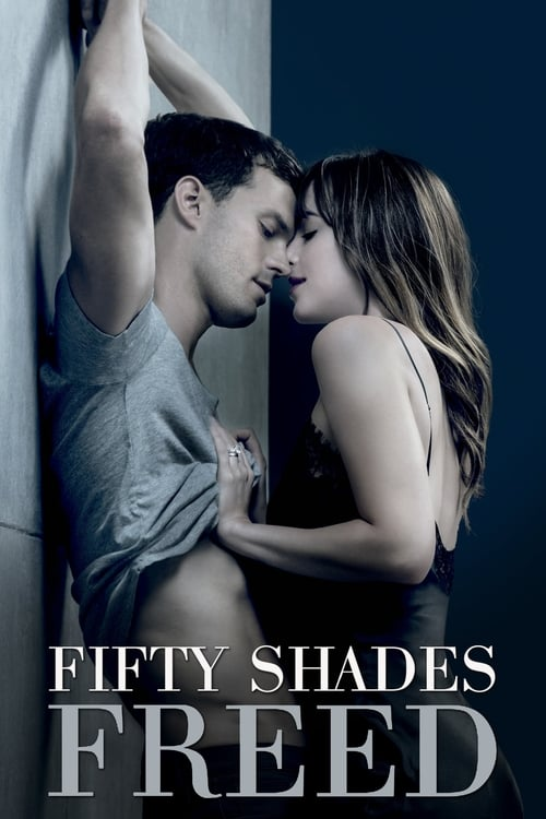 Movie poster of Fifty Shades Freed