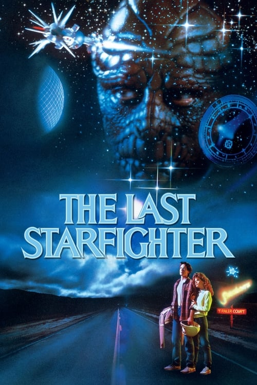 Movie poster of The Last Starfighter