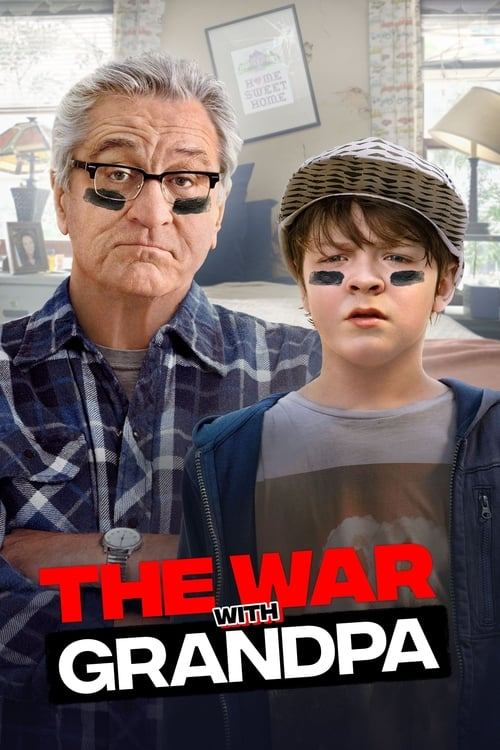 Movie poster of The War with Grandpa
