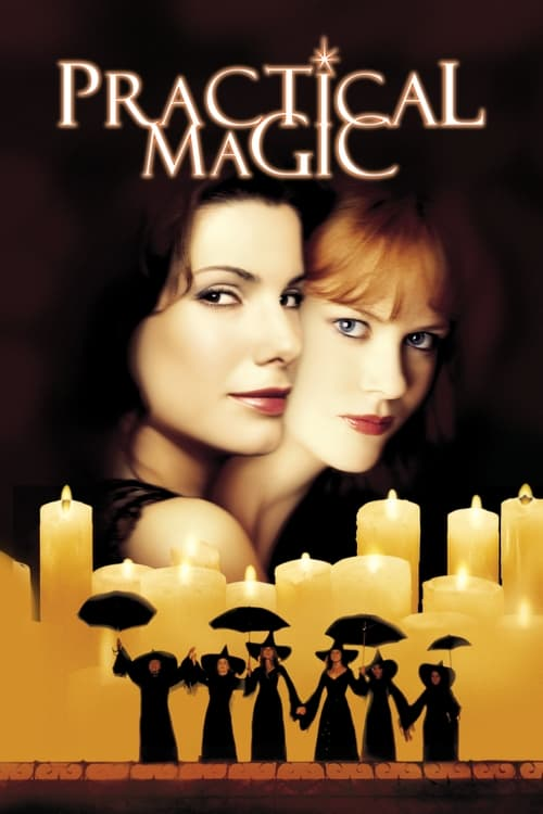 Movie poster of Practical Magic