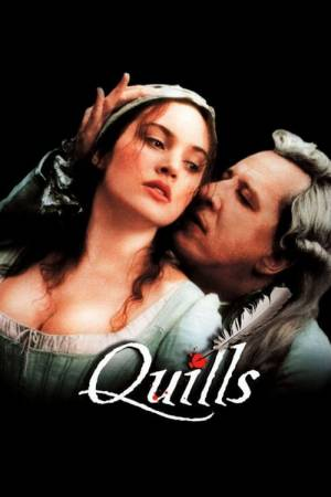 Movie poster of Quills
