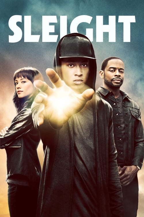 Movie poster of Sleight