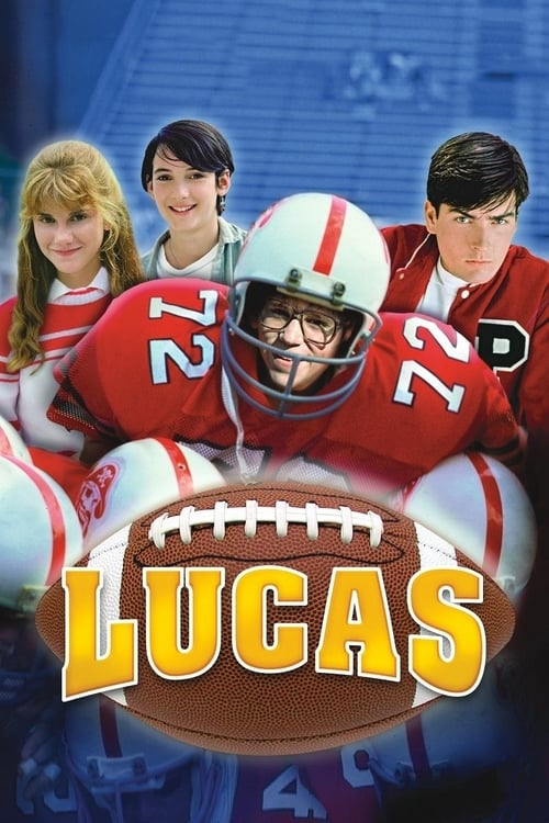 Movie poster of Lucas