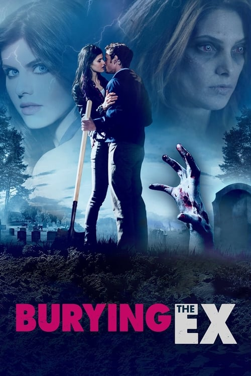Movie poster of Burying the Ex