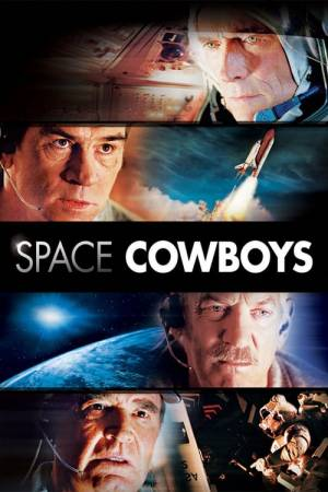 Movie poster of Space Cowboys