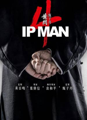 Movie poster of Ip Man 4: The Finale