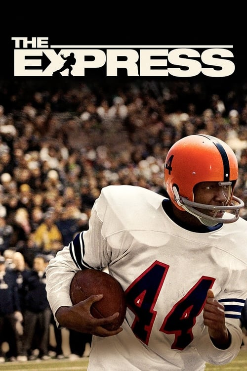 Movie poster of The Express