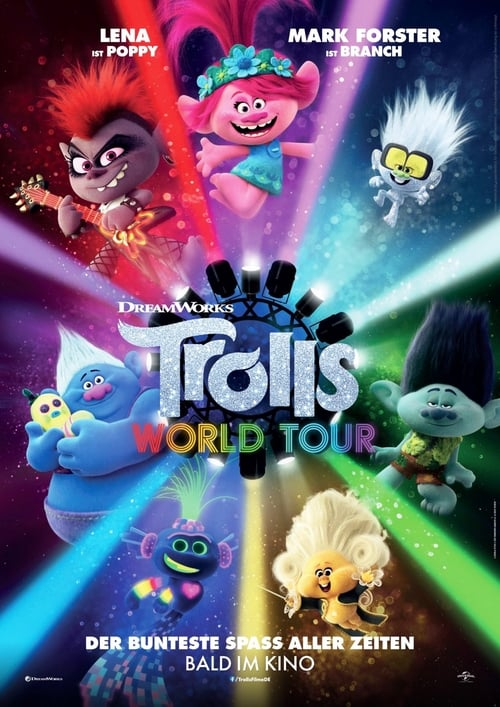 Filmplakat von Trolls World Tour