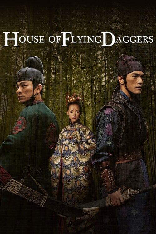 Movie poster of House of Flying Daggers
