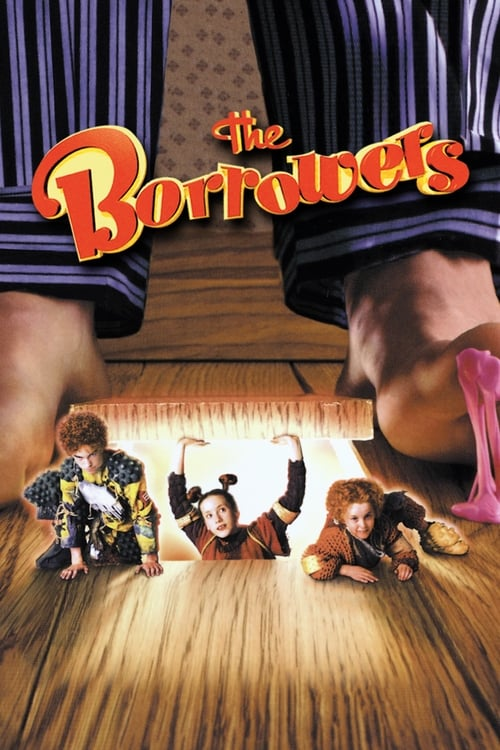 Movie poster of The Borrowers