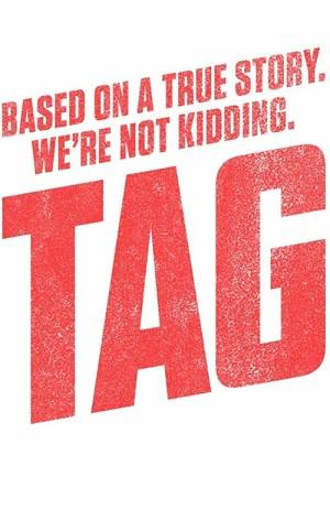 Movie poster of Tag