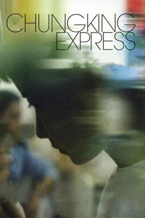 Movie poster of Chungking Express