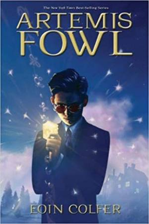 Movie poster of Artemis Fowl