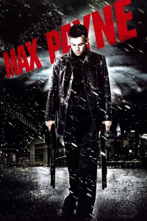 Movie poster of Max Payne