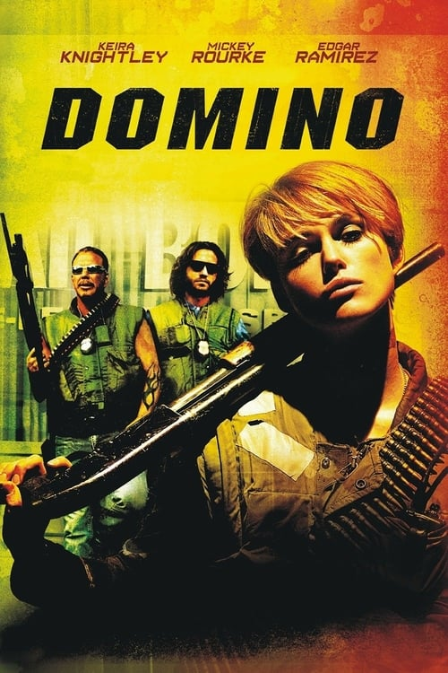 Movie poster of Domino