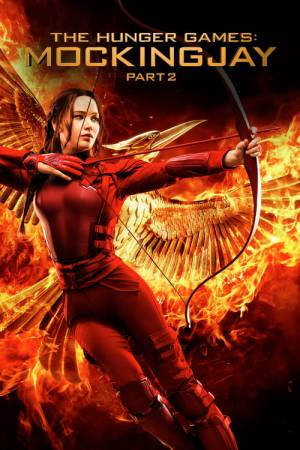 Movie poster of The Hunger Games: Mockingjay - Part 2
