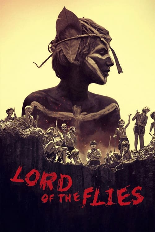 Movie poster of Lord of the Flies