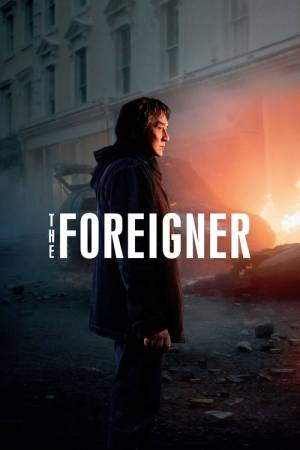 Movie poster of The Foreigner