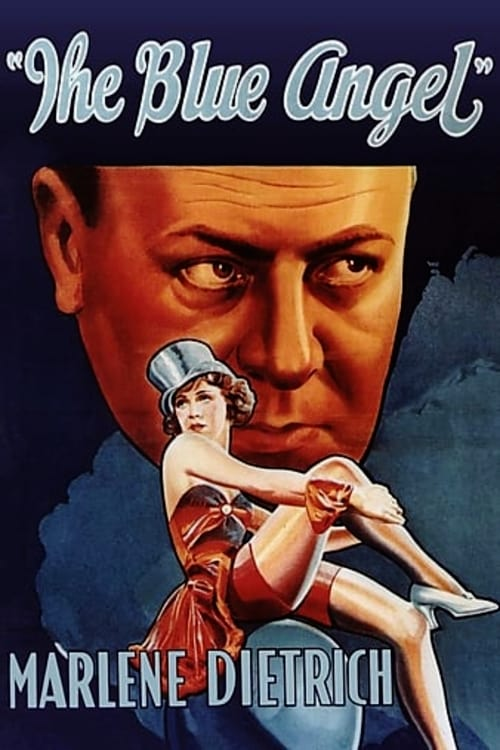 Movie poster of The Blue Angel
