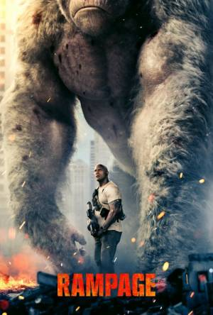 Movie poster of Rampage