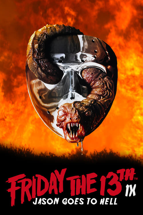 Movie poster of Jason Goes to Hell: The Final Friday