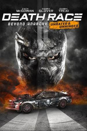 Movie poster of Death Race 4: Beyond Anarchy